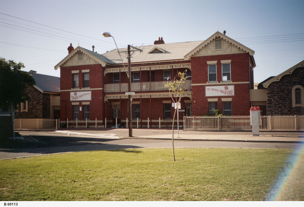 Salvation Army Hostel