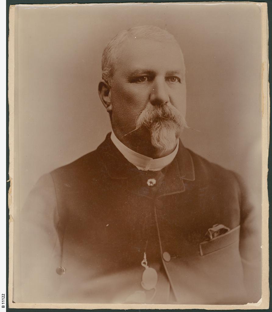 William John von Peterswald