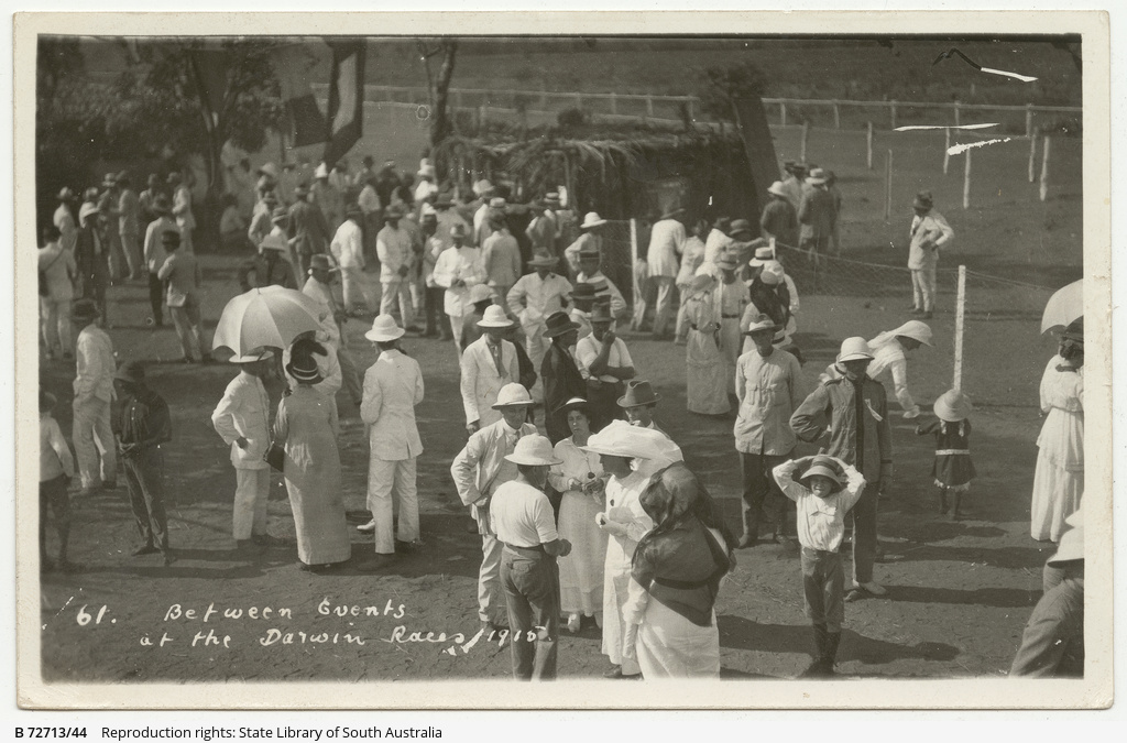 Photographs of the Northern Territory, Melville Island and Central Australia