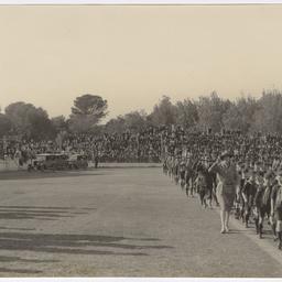 Photographs of the Royal visit