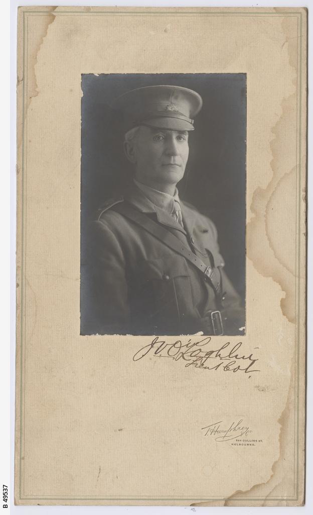 J. V. O'Loghlin