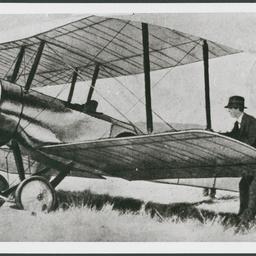 Aeroplane, Mount Gambier