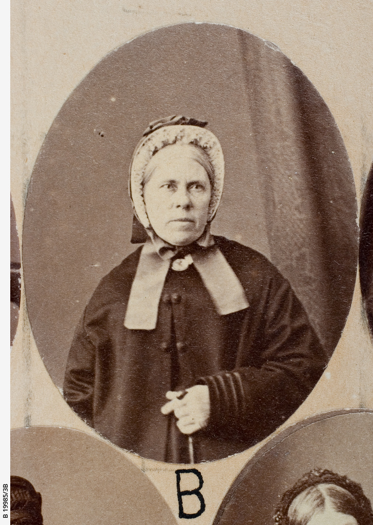 Group of [women] Old Colonists : Nancy Watts