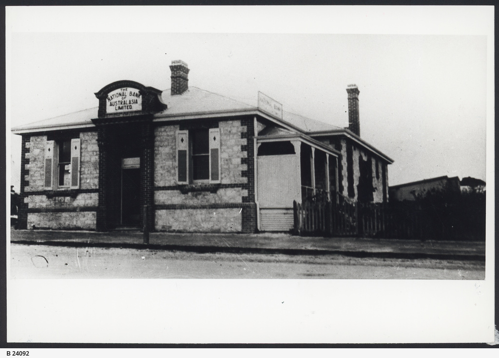 National Bank, Maitland