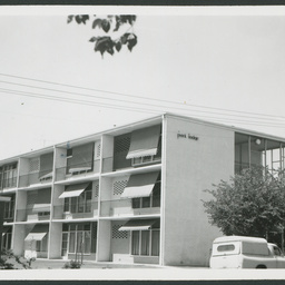 Block of flats on South Terrace