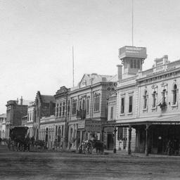 Adelaide Views : Grenfell Street