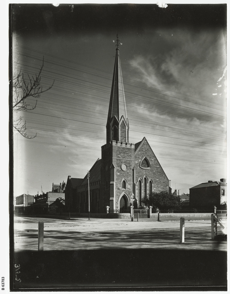 Chalmers Church in Adelaide