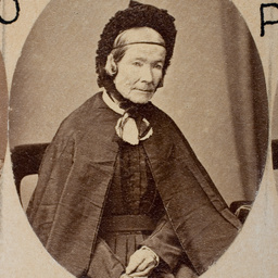 Group of [women] Old Colonists : Ellen Tranter