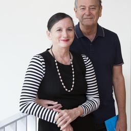 Meryl Tankard and Regis Lansac