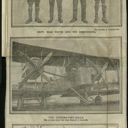 Newspaper cuttings