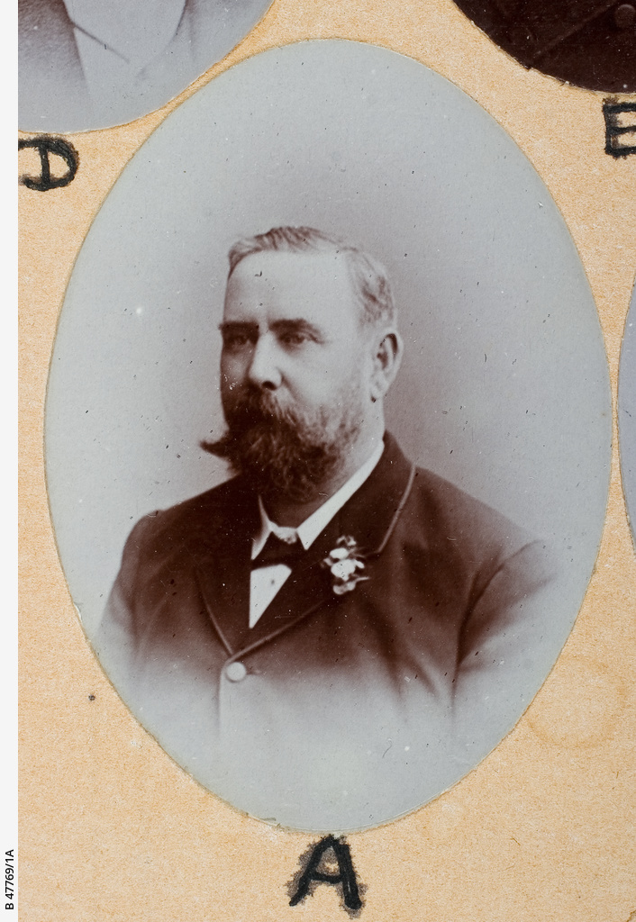 The Old Colonists Banquet Group : William Bickford, Jnr