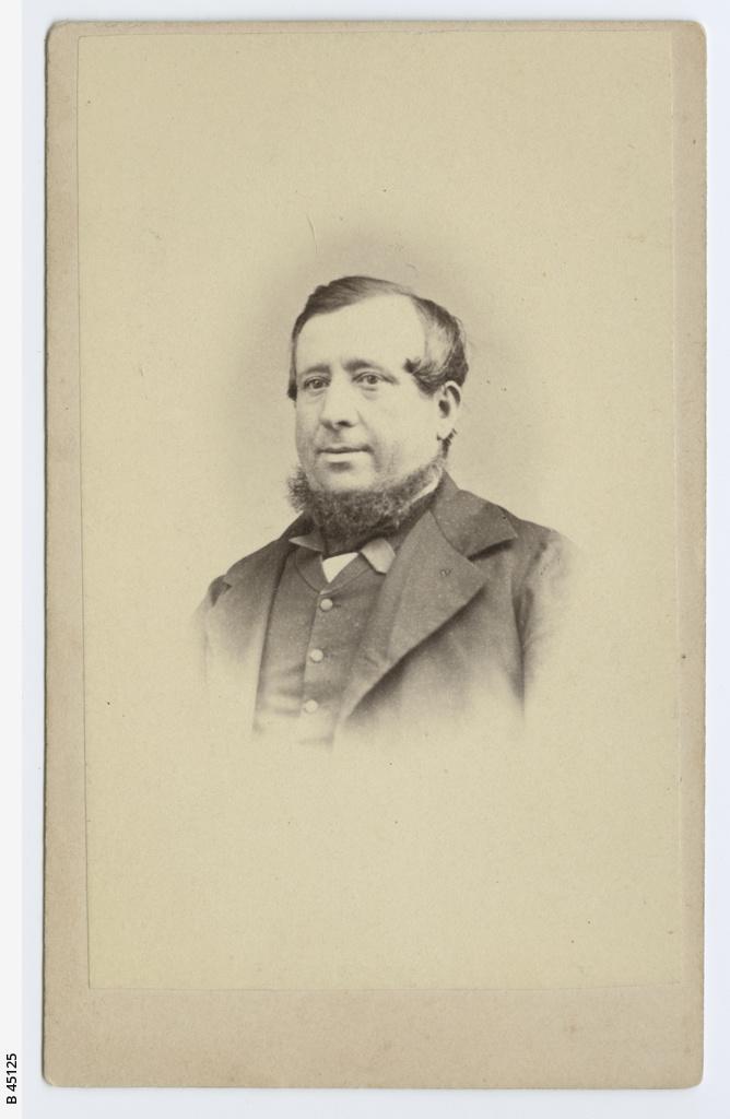 Captain Peter Le Messurier