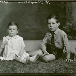 Clayson children