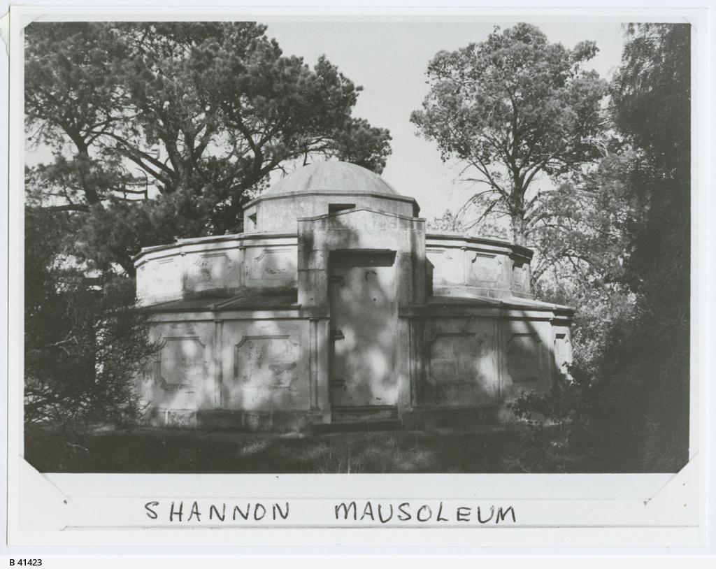 Shannon Mausoleum