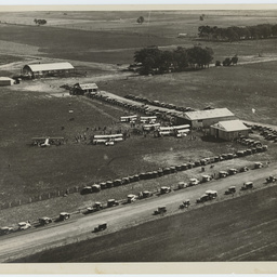 Aerial photograph of Parafield aerodrome