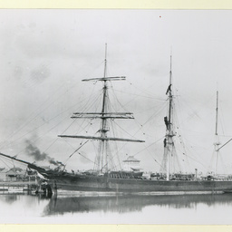 The 'Invercauld' after being renamed 'Orion'