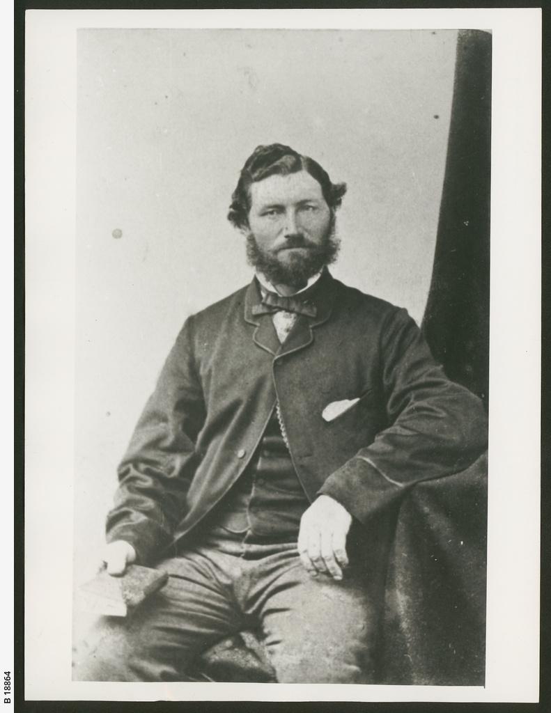 George Bain Johnston
