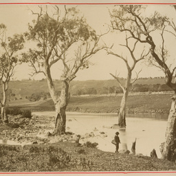 Barwon River near Geelong