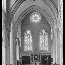 Interior of St. Peter's Cathedral