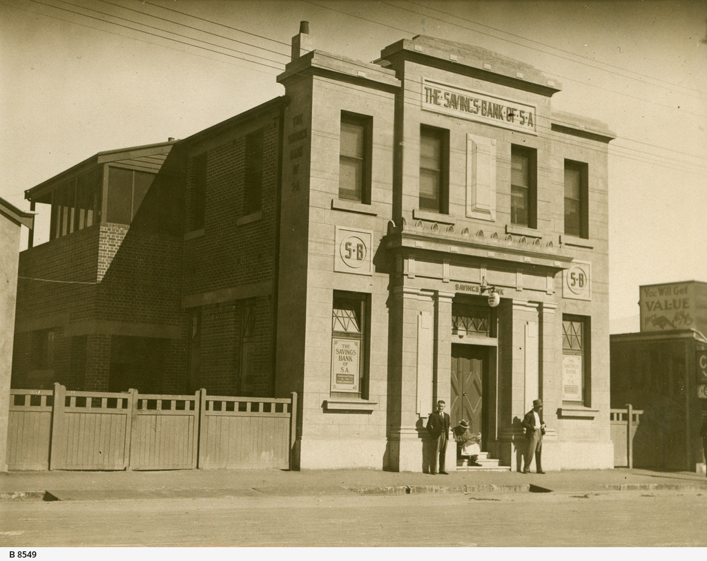 Savings Bank, Clare