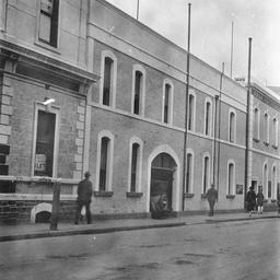 Gawler Place, east side, near Flinders Street
