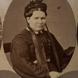 Group of [women] Old Colonists : Anna Brown