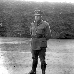Army officer Douglas Gordon