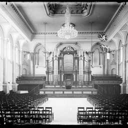Organ in the Adelaide Town Hall