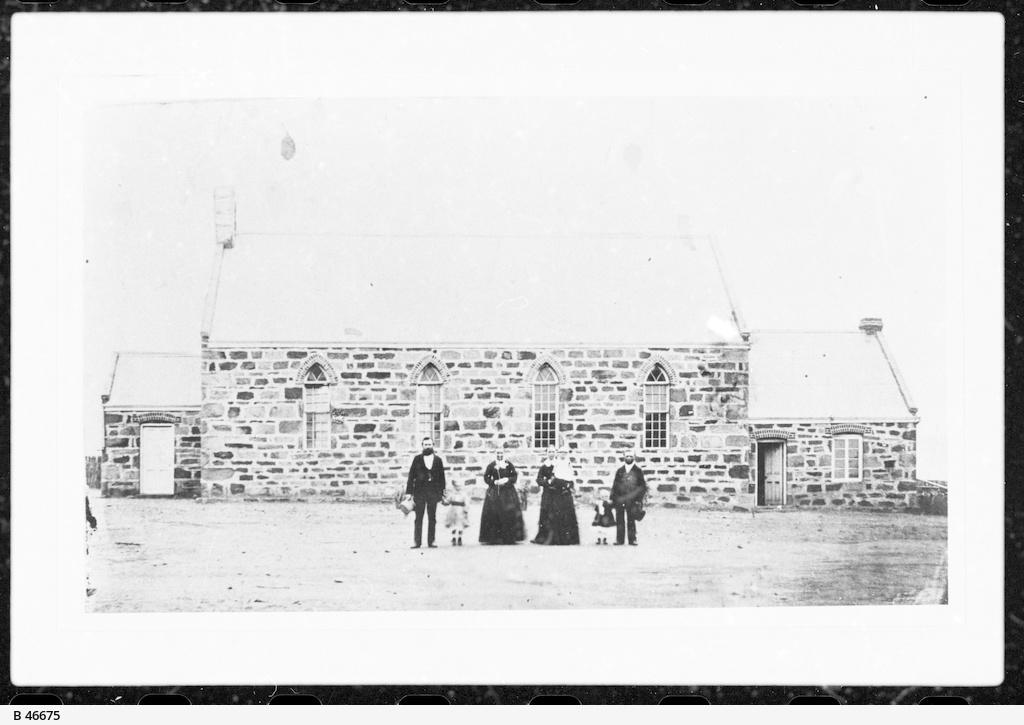 Immanuel Lutheran Church, Point Pass
