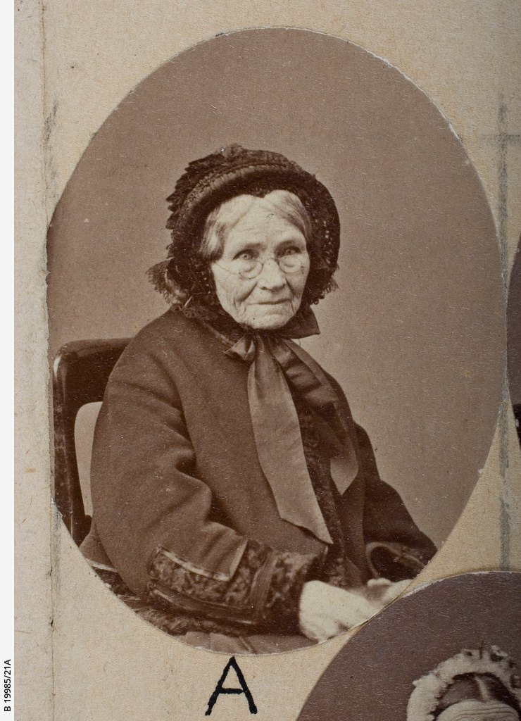 Group of [women] Old Colonists : Ann Hamilton