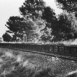 Hackham Railway Station