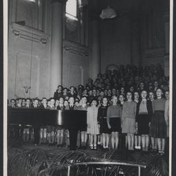 Sturt Street School choir