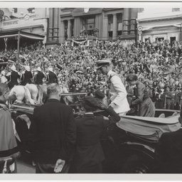 Photographs relating to M.F. Bonnin's involvement with the Adelaide City Council