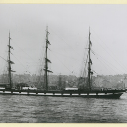 The 'Crown of Denmark' in an unidentified port