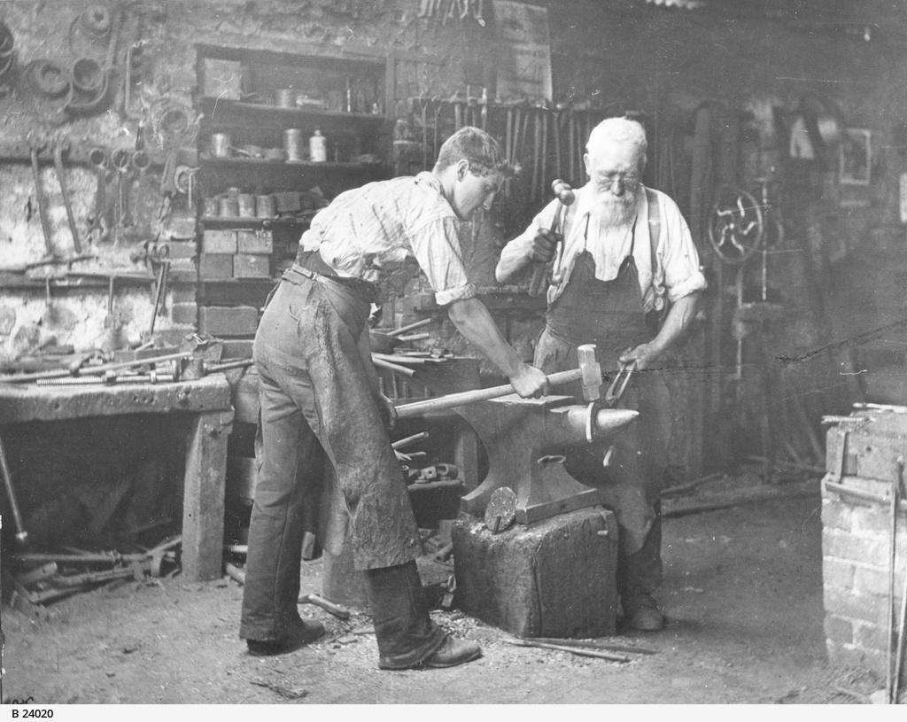 Blacksmith Shop, Clarendon
