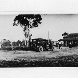 The White's Canberra Hotel at Willunga