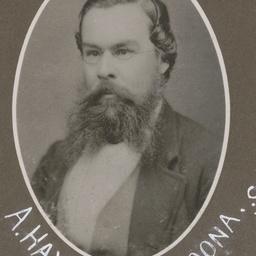 S.A. Northern Pioneers 1850-59 : Albertus Lemmers Ricardo Hayward