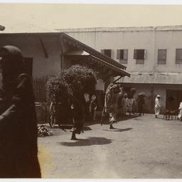 Street scene in Zanzibar