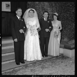 Price - Adams wedding