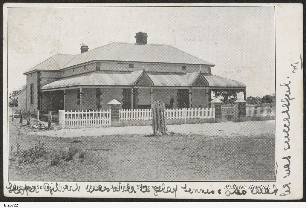Hospital at Minlaton