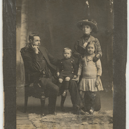 William (Bill) Crombie and his wife Susan (nee Scobie)