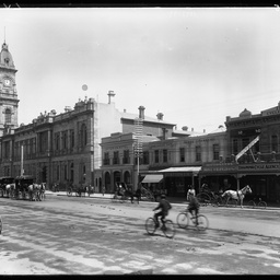 King William Street south of Pirie Street