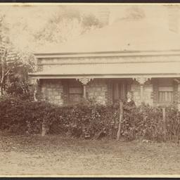 William White's home at Fulham