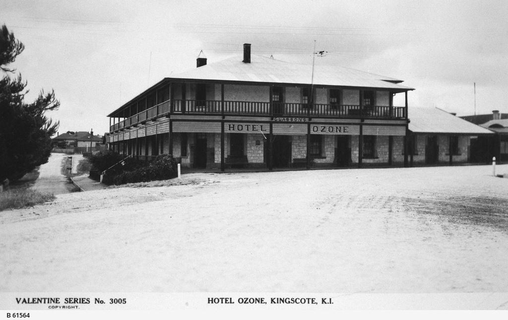 Hotel Ozone, Kingscote