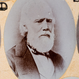 The Old Colonists Banquet Group : George Fife Angas