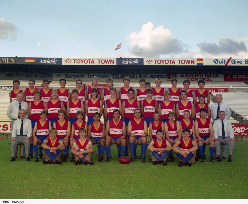 SANFL Toyota Talent Team, 1991