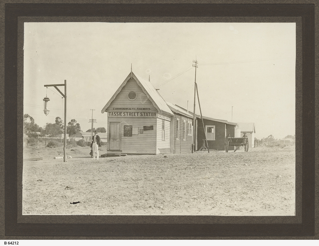 Railway station, Port Augusta