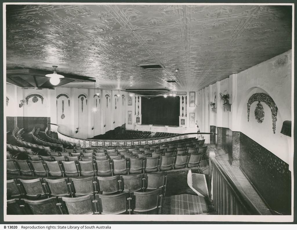 Interior of Empire Theatre, Grote Street