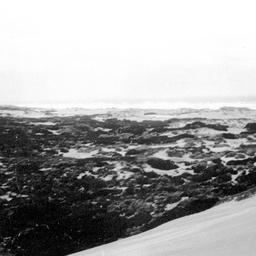Looking toward Ocean Beach from Younghusband Peninsula