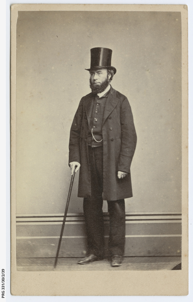 Rev. J.C. Woods